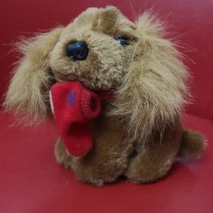 Vintage 1987 Prestige Cocker Spaniel Pup